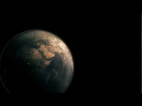 Earth - ROYALTY FREE Stock Footage HD 1080p - YouTube