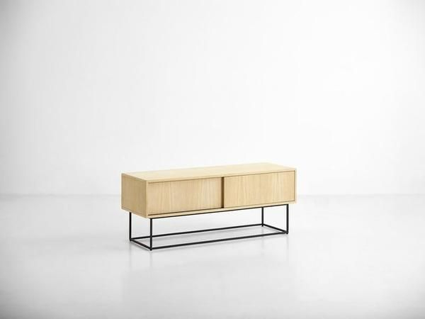Virka TV Entertainment Unit Low by Woud Denmark