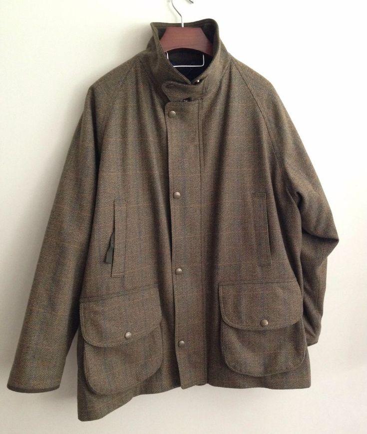 2XL Chrysalis Chiltern Shetland Field Coat Jacket Wool  XXL from Andover Shop #Chrysalis #BasicJacket