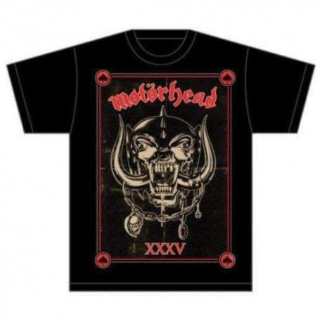 Tricou Motorhead: Anniversary (Propaganda)