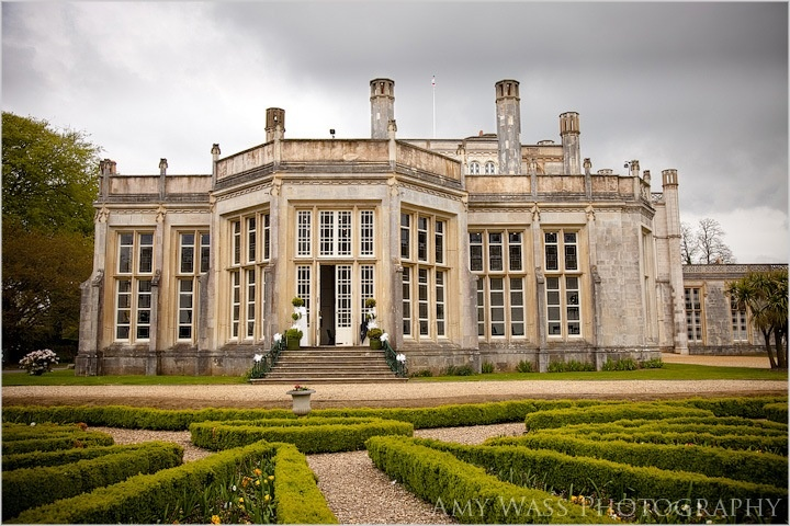 Wedding Venues Highcliffe Castle Near Christchurch A Overlooking The Sea With Photos