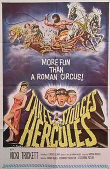 The Three Stooges Meet Hercules 1959