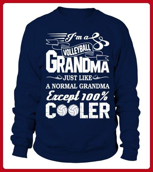 Volleyball Grandma Cool T Shirt - Volleyball shirts (*Partner-Link)