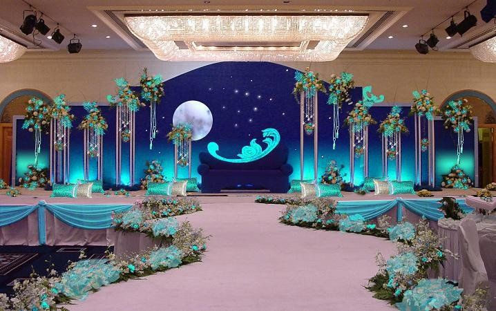 Marriage halls in mumbai for Asian wedding stage decoration london
