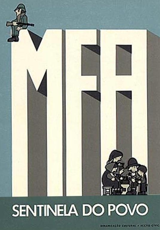 Cartaz MFA.