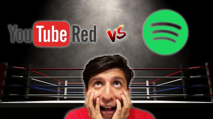 #ViernesDeApps: YouTube Red vs Spotify, gifs en WhatsApp y juegos en Google