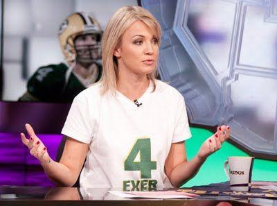 Michelle Beadle, ESPN