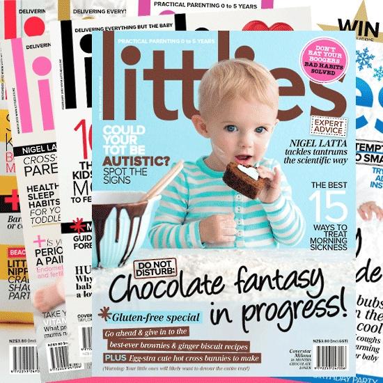 Littlies Monthly Magazine - Littlies