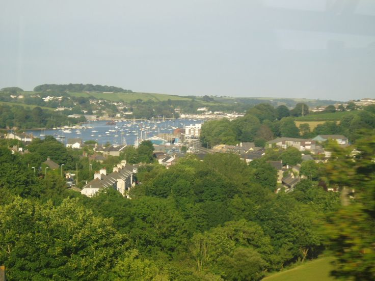 File:Penryn from the Falmouth-Truro train.jpg