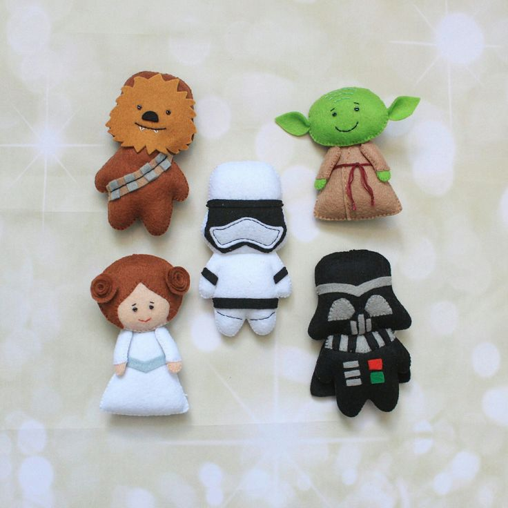 Some new characters added to Star wars kit.