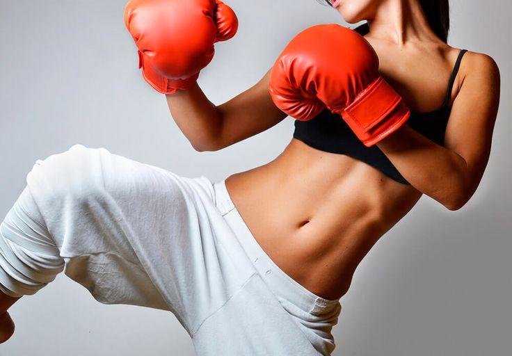 Moldea tu cuerpo con el siguiente deporte: El boxeo. Video http://bit.ly/2tWfrgg