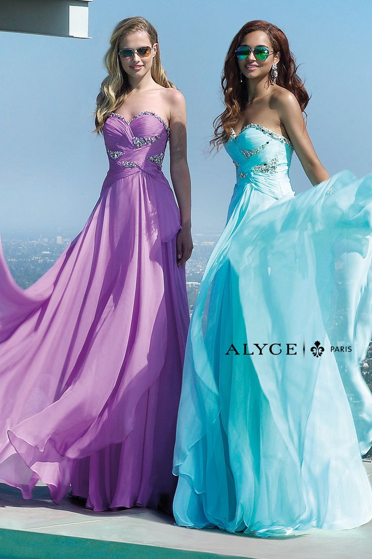 Mejores 44 imágenes de prom dresses en Pinterest | Vestidos de noche ...