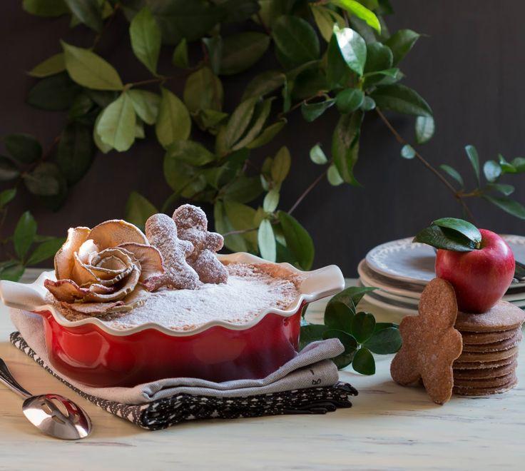 Malzemeler:   Elmalı Harç İçin:    5-6 adet orta boy Granny Smith elma, küp küp doğranmış  1/2 limon suyu  40 gr. tereyağı  100...