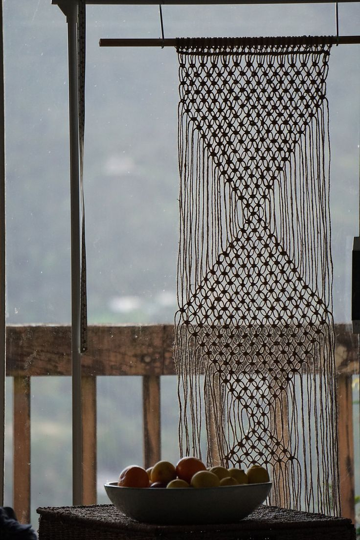 I'm trying out Macrame... Part 1.