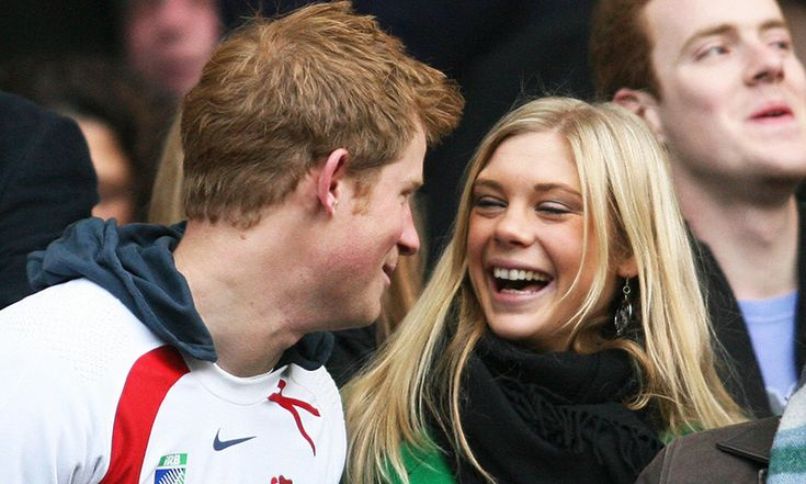 Chelsy Davy opens up about the darker side of her romance with Prince Harry