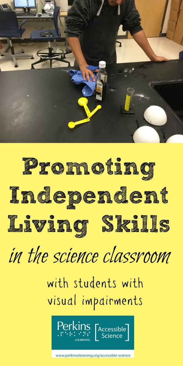 Classroom Design For Visually Impaired ~ Best independent living skills for visually impaired