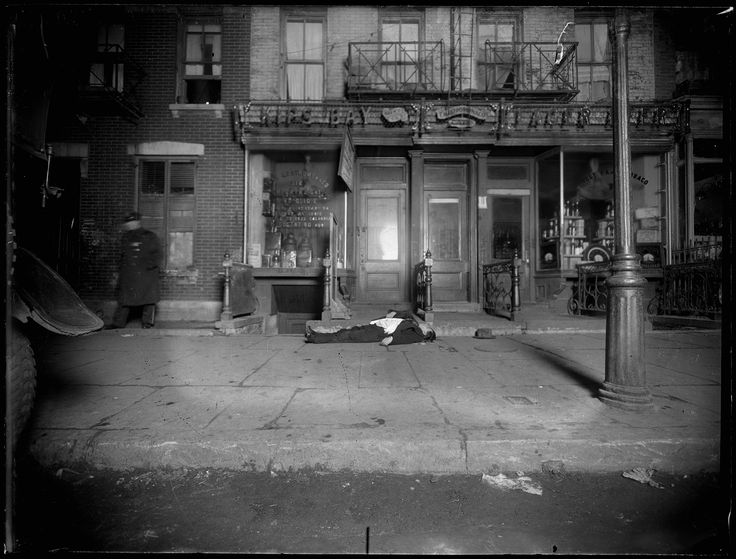 Grisly Murder Scene Photos from 1910s New York - VICE