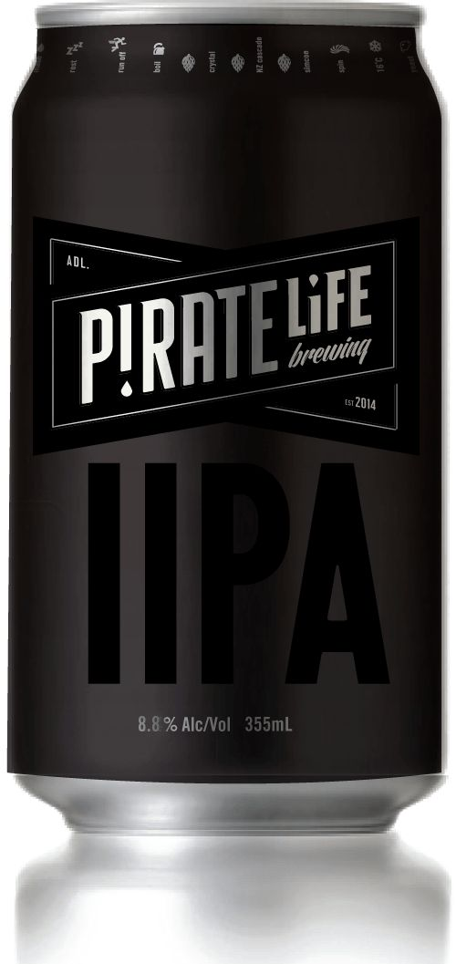 Beer 283 - Pirate Life IIPA. Awesome! Australia