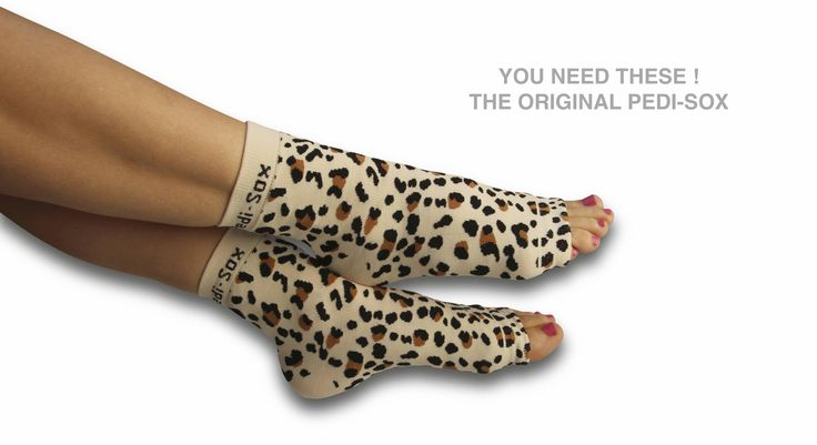 """Keep freshly pedicured feet comfy cozy & clean!  Toenails dry flawlessly.  Home • Spa • Yoga • Pilates • Dance  """"Pamper your Feet""""®"""