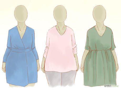 Bildtitel Dress if You've Got a Pear Shaped Figure Step 3