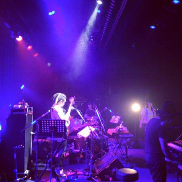 昨日は土岐麻子Bitter Sweet Tour@名古屋ダイアモンドホールでした!! 気持ちいい空間でした!!楽しかったー!!久々にパンデイロもやりました!! ご来場の皆様、ありがとうござ今したー!! 次は福岡!!