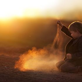 ...dust... by Elena Shumilova