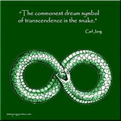 "Carl Jung on ""Our Uroboros."""