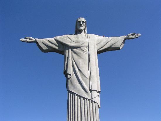 Statue of Christ - Rio de Janeiro