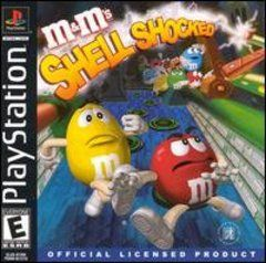 M M S Shell Shocked Playstation Shell Shock Classic Video Games