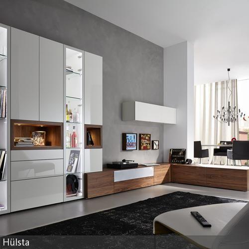 49 besten wohnzimmer bilder auf pinterest   furniture, google ... - Schrankwand Wohnzimmer Modern