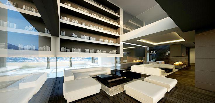 Pin de eau arquitectura s l p en casa mide eau - Eau arquitectura ...