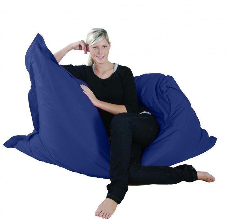 Kinzler Outdoorfähiger Riesensitzsack ca. 140 x 180 cm, Farbe royalblau Jetzt bestellen unter: https://moebel.ladendirekt.de/garten/gartenmoebel/outdoor-sitzsaecke/?uid=791346bb-c2c8-52c0-a730-25d533784d52&utm_source=pinterest&utm_medium=pin&utm_campaign=boards #möbel #einrichtung #garten #deko #gartenmoebel #outdoorsitzsaecke