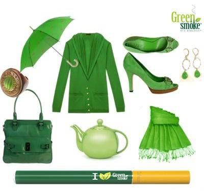 Για κάθε στύλ! Πάμε για πράσινο!!! ;)