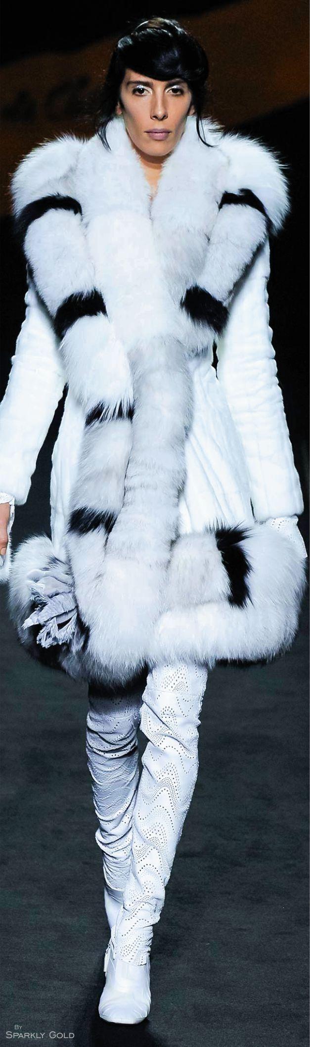 Best 25+ White fur coat ideas on Pinterest | White faux fur coat ...