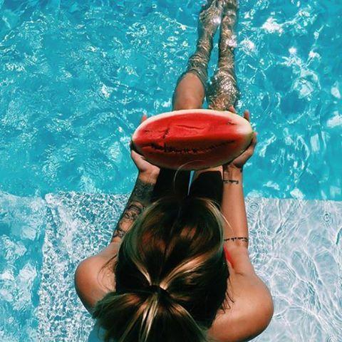 ✌✌ #watermelon in #summer