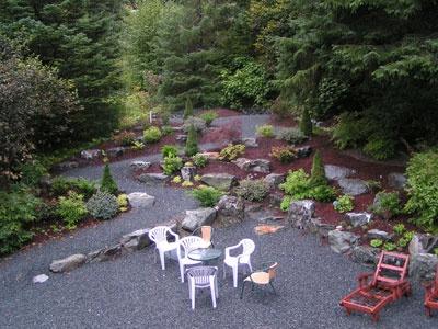 121 Best Cabin Landscaping Images On Pinterest Backyard Ideas