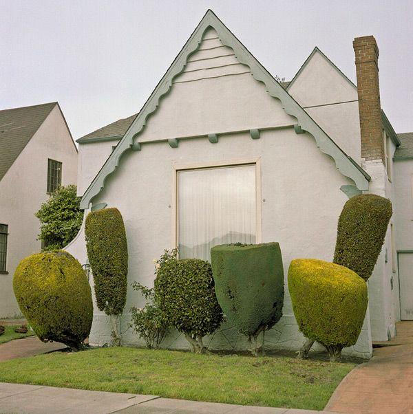 .Photos, Kurtmanley, Kurt Manley, Edward Scissorhands, Trees, Gardens, House, Topiaries, Shrubs