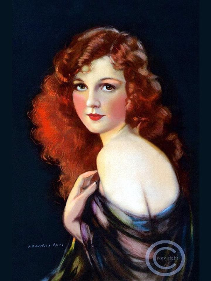 Tiana dargent sassy redhead