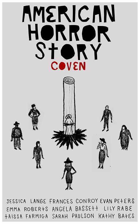 American Horror Story ~ Coven