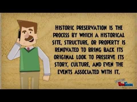 Encouraging California Historic Preservation