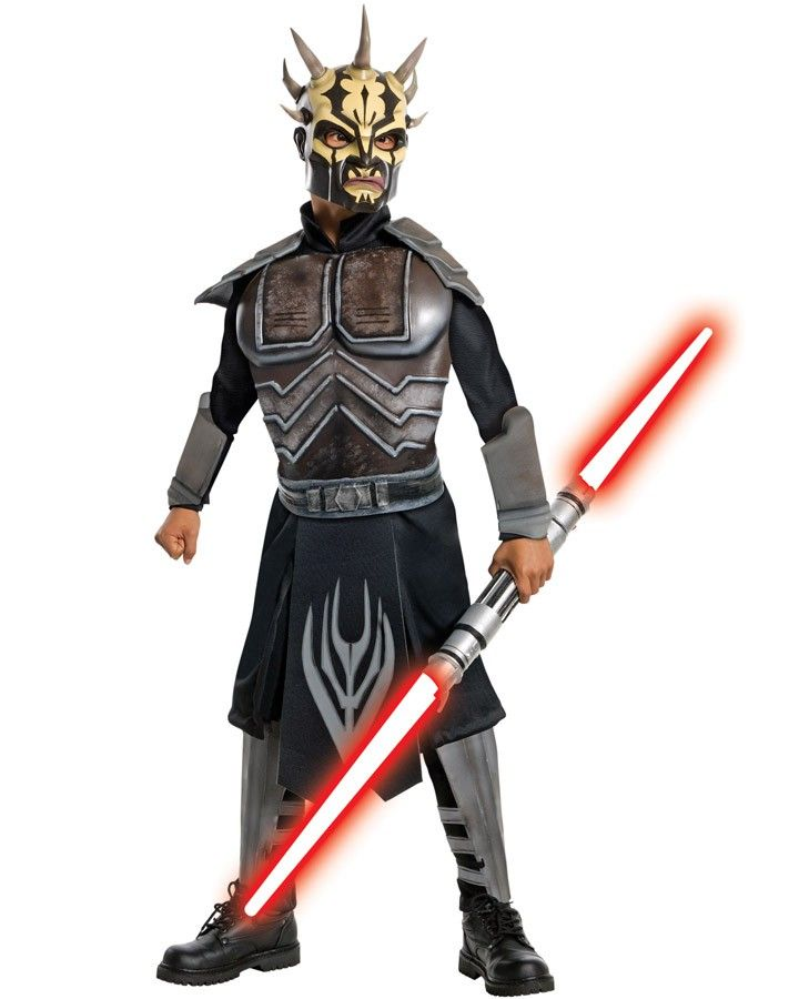 Star Wars Deluxe Savage Opress Boys Costume