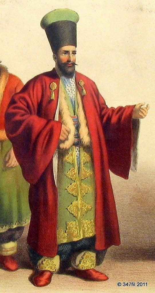 Ottoman official.