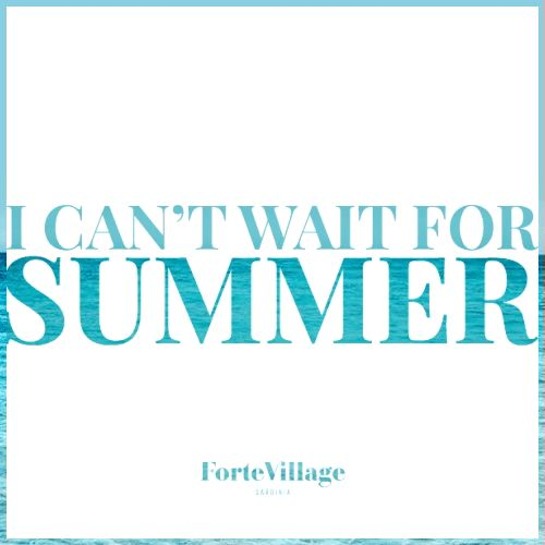 If you can't wait for summer, discover what we have waiting for you! #fortevillage #newseason #lifeinparadise