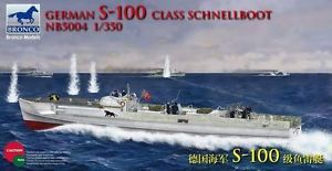 a bronco nb5004 1350 german s 100 class schnellboot