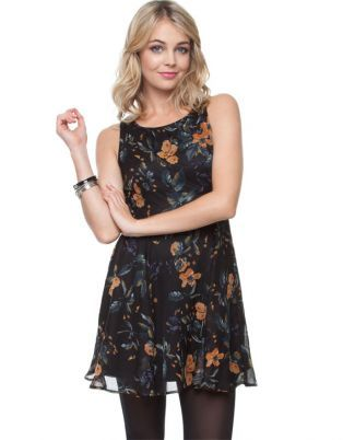 Poppy Grazer Dress