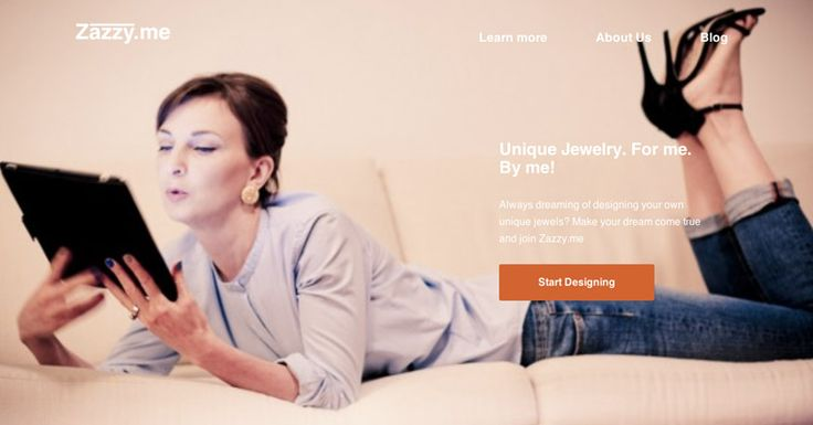 Design your own unique jewelry with Zazzy.me http://www.startupbird.com/design-your-own-unique-jewelry-with-zazzy-me/