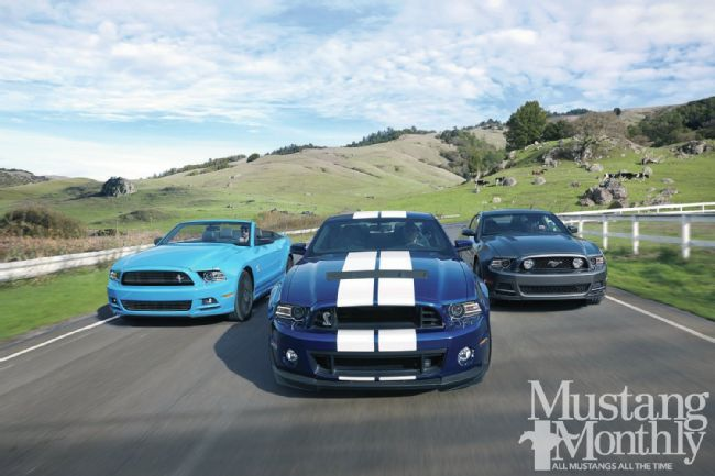 S197 Ford Mustangs - End Of A Generation - Mustang Monthly Magazine #Cars-Motorcycles