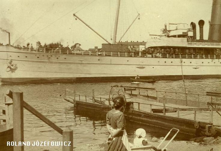 Nowy Port 1921 / Neufahrwasser 1921