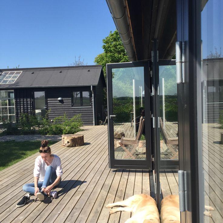 scandinavian vacation house
