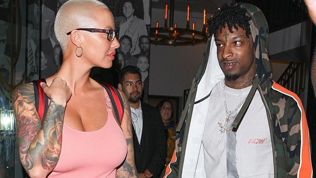 """21 Savage Gushes Over New Flame Amber Rose On 2 Fresh Tracks: 'We Got Something Special' https://tmbw.news/21-savage-gushes-over-new-flame-amber-rose-on-2-fresh-tracks-we-got-something-special  Aww, it's official! 21 Savage dropped his new record 'Issa Album' today, June 7, and we're melting over two romantic tracks that are DEFINITELY directed towards Amber Rose.""""In my feelings, she got me in my feelings,"""" 21 Savage, 24, admits during the intro to his new track """"Special.""""He goes on to…"""